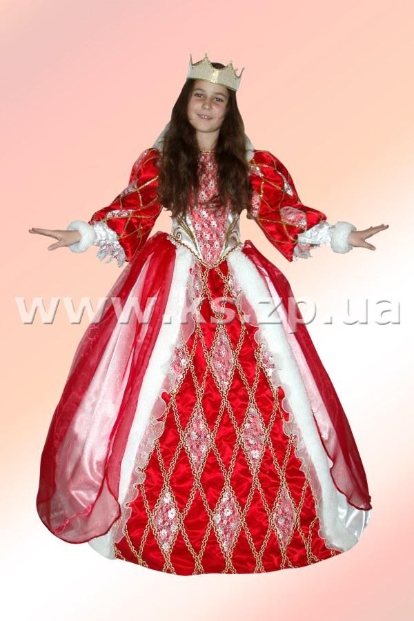 Костюм королева для девочки своими руками